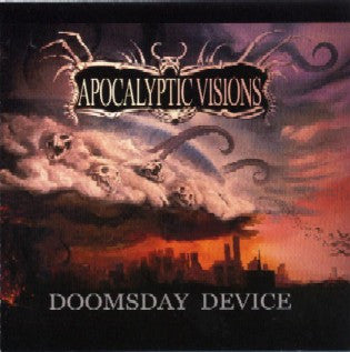 Apocalyptic Visions - Doomsday Device CD