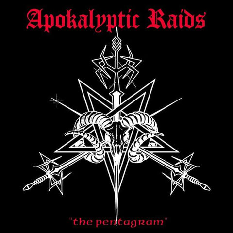 Apokalyptic Raids - The Pentagram CD