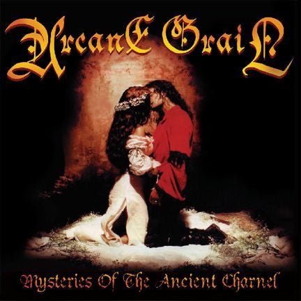 Arcane Grail - Mysteries of the Ancient Charnel CD