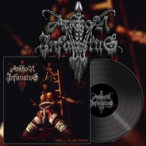 Arkhon Infaustus - Hell Injection LP