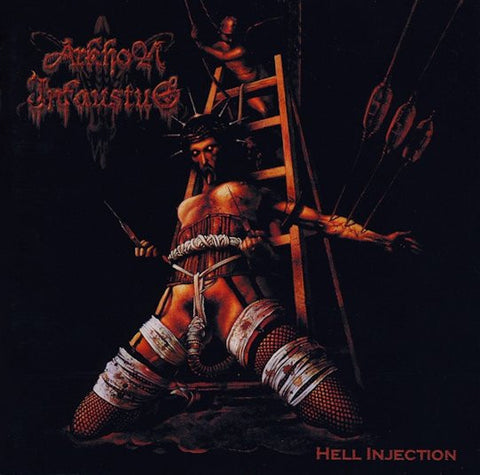 Arkhon Infaustus - Hell Injection CD