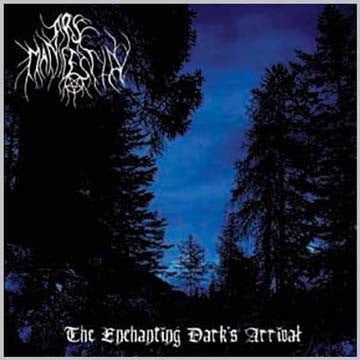 Ars Manifestia - The Enchanting Dark's Arrival CD