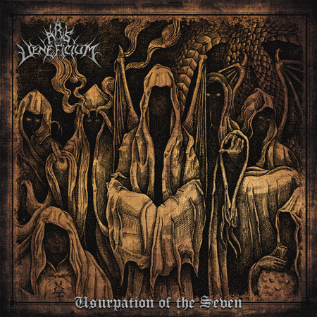 Ars Veneficium - Usurpation of the Seven CD