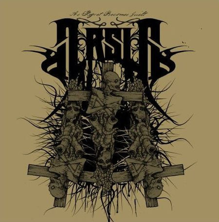 Arsis  - As Regret Becomes Guilt CD