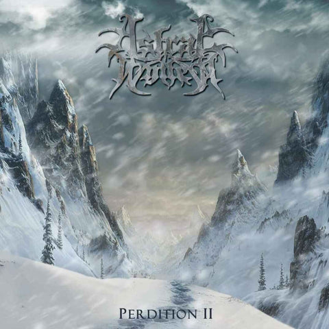 Astral Winter - Perdition II CD