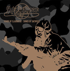 Atomizer - Songs Of Slaughter - Songs Of Sacrifice CD