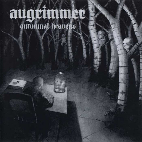 Augrimmer - Automnal Heavens CD