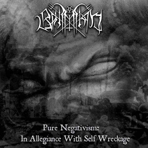 Bahimiron - Pure Negativism: In Allegiance with Self Wreckage CD