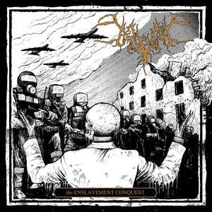 Begrime Exemious - The Enslavement Conquest CD