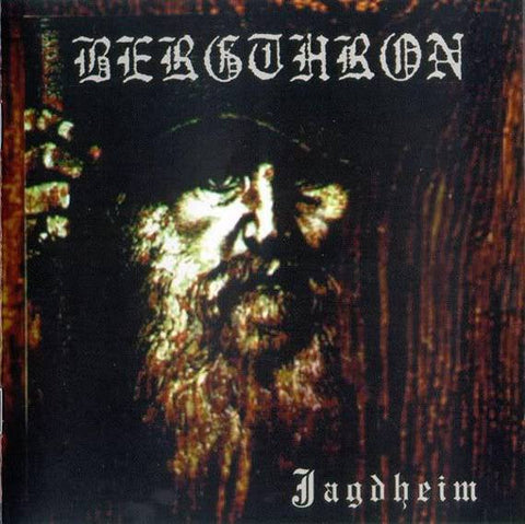 Bergthron - Jagdheim CD