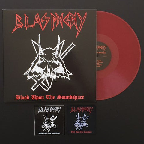 Blasphemy - Blood Upon the Soundstage LP