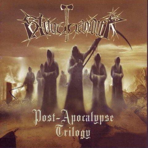 Bloodhammer - Post-Apocalypse Trilogy CD