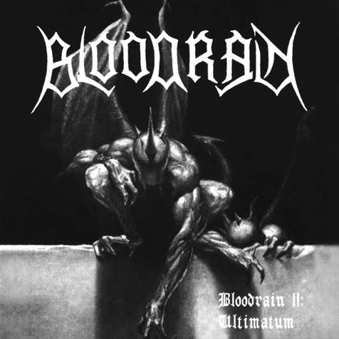Bloodrain - Bloodrain II: Ultimatum CD