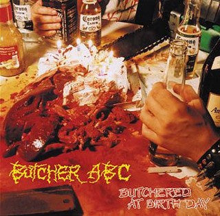 Butcher ABC - Butchered at Birth Day CD