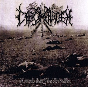 Carcharoth - Desolated Battlefields CD