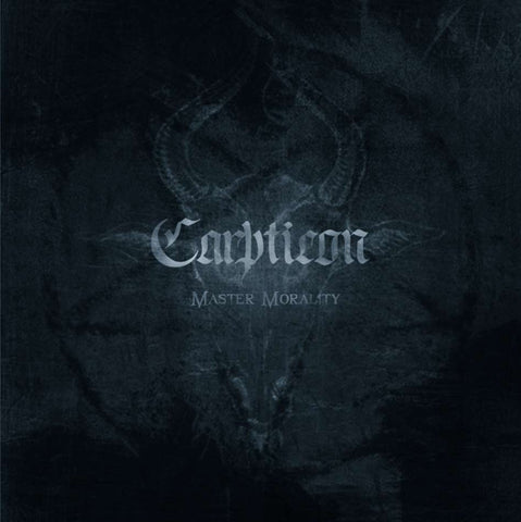 Carpticon - Master Morality CD