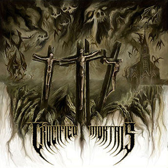 Crucified Mortals - Crucified Mortals CD