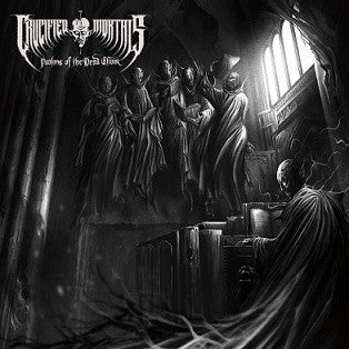 Crucified Mortals - Psalms of the Dead Choir Gatefold LP