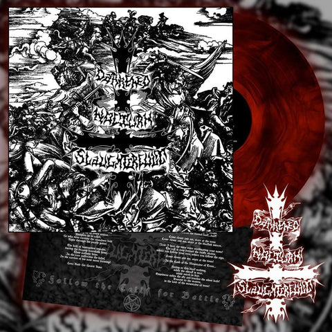 Darkened Nocturn Slaughtercult - Follow the Calls for Battle GLP