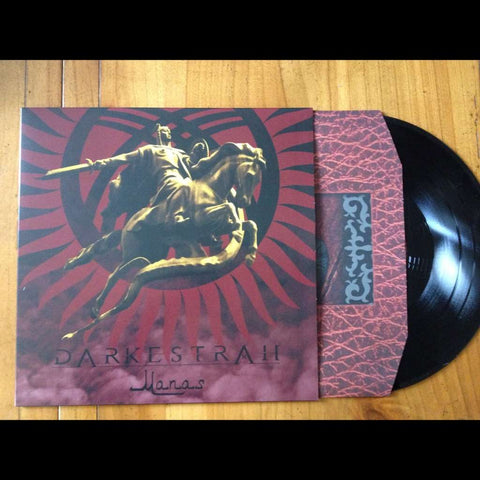 Darkestrah – Manas LP