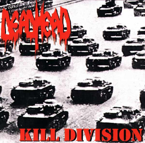 Dead Head - Kill Division CD