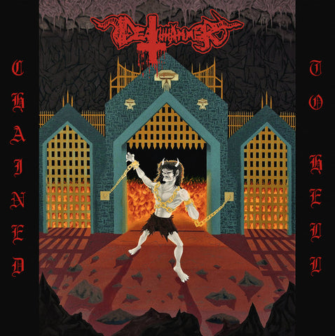 Deathhammer - Chained to Hell LP