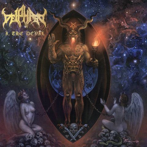 Deiphago - I, the Devil CD