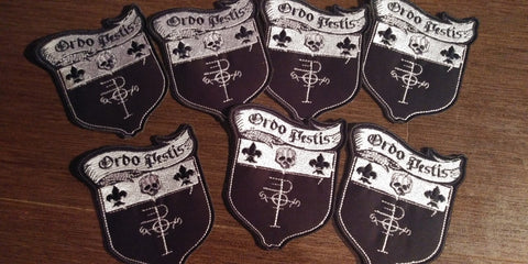 Délétère - Ordo Pestis Patch