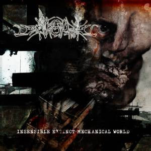Depths of Depravity - Insensible Extinct Mechanical World CD
