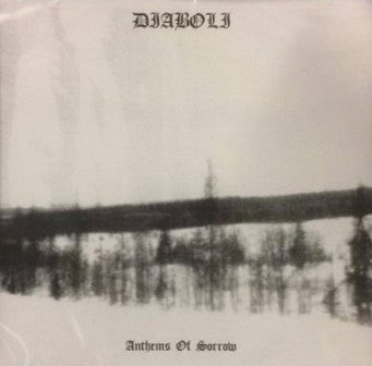 Diaboli - Anthems of Sorrow CD