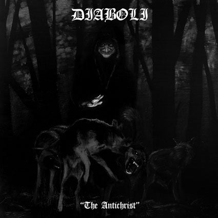 Diaboli - The Antichrist Digi