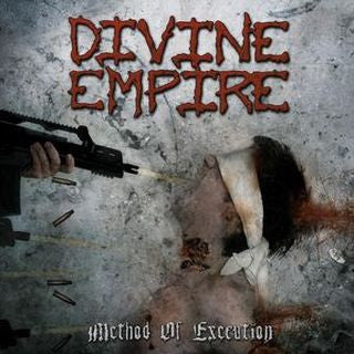 Divine Empire - Method of Execution CD