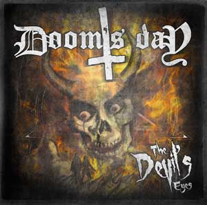 Doom's Day - The Devil's Eyes CD