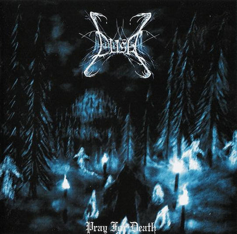 Dusk - Pray for Death CD