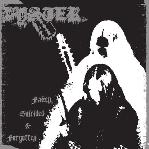 Dyster - Fallen, Suicided & Forgotten CD