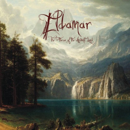 Eldamar ‎– The Force of the Ancient Land CD