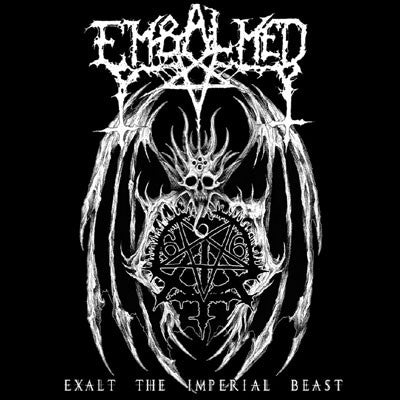 Embalmed - Exalt the Imperial Beast CD