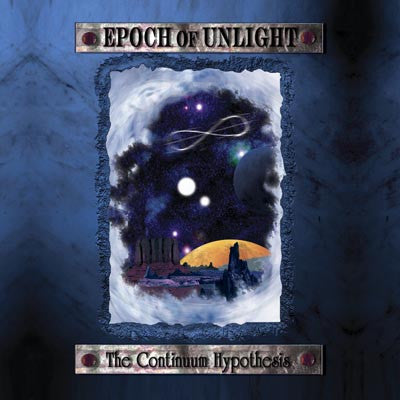 Epoch of Unlight  - The Continuum Hypothesis CD