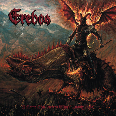 Erebos - A Flame That Pierces with a Deadly Cold Digi