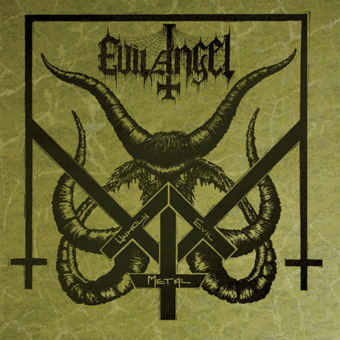 Evil Angel - Unholy Evil Metal CD