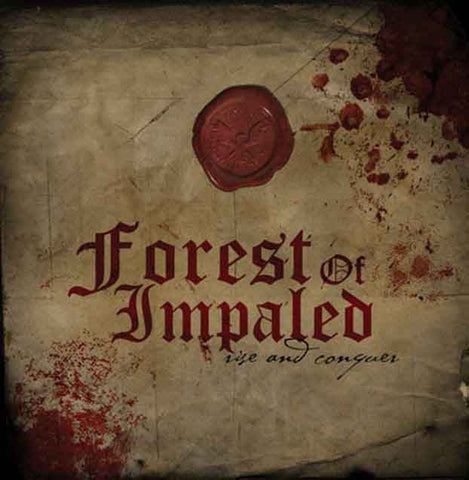 Forest of Impaled - Rise and Conquer CD