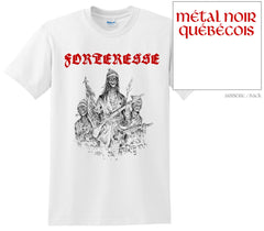 Forteresse - Squelettes Patriotes T-Shirt