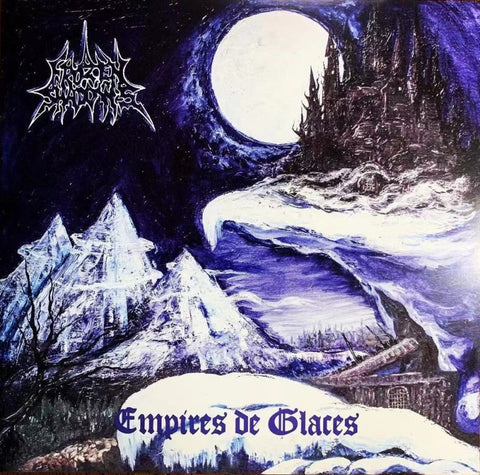 Frozen Shadows - Empires de Glace Gatefold LP