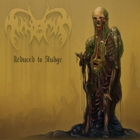 Funerus - Reduced to Sludge CD