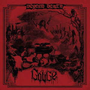 Gouge - Beyond Death CD