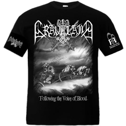 Graveland - Following the Voice of Blood Shirt