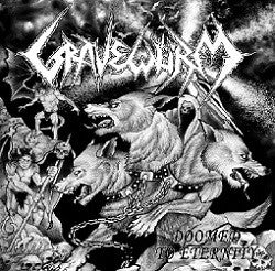Gravewürm - Doomed to Eternity CD