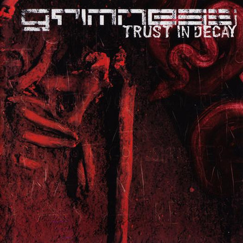 Grimness - Trust in Decay CD