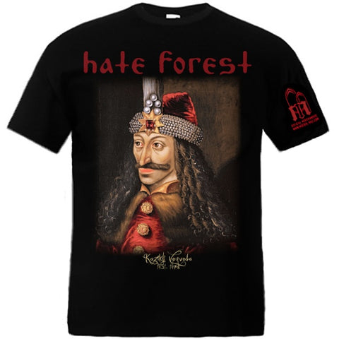 Hate Forest - Kazikli Voyvoda Shirt