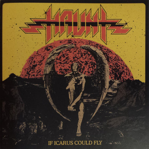 Haunt - If Icarus Could Fly CD